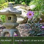 Garden Tour & Pig Roast 2016