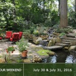 Water Garden Weekend Tour 2016