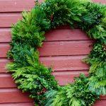 Community Holiday Wreath Decorating Workshop