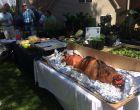 Garden Tour & Pig Roast 2014