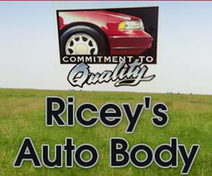 Ricey's Auto Body