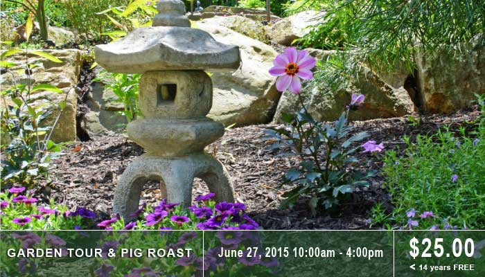 Chester County Garden Tour 2015